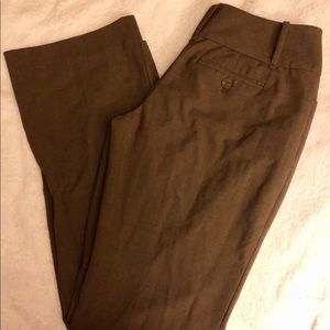 The Limited Brown Trousers